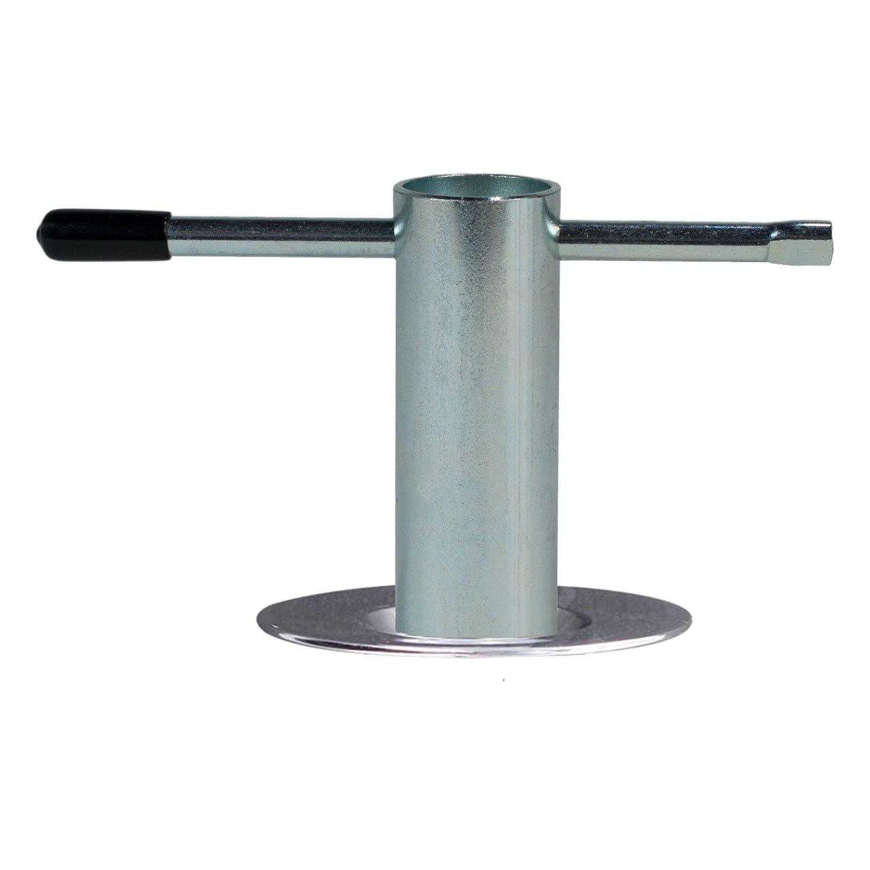 Brushed Nickel Conversion Kit Bathtub Tub Drain Assembly + Free Removal Tool