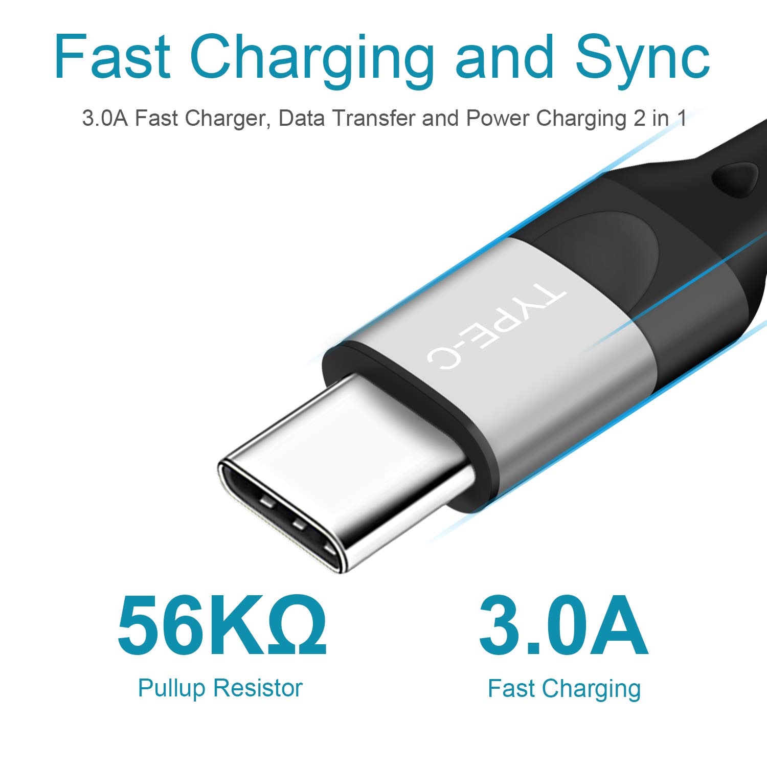 V20,Moto Motorola X4 Z4 Z3 Z2 Z Play//Droid//Force,Huawei P20 P30 Mate 20 30 Lite Pro Quick Charge 3.0+2.4A+2X3.3ft Fast Charging Cable 30W Dual USB Car Charger for LG V40 V35 V50 Thinq V30 V30 Q7 Q7