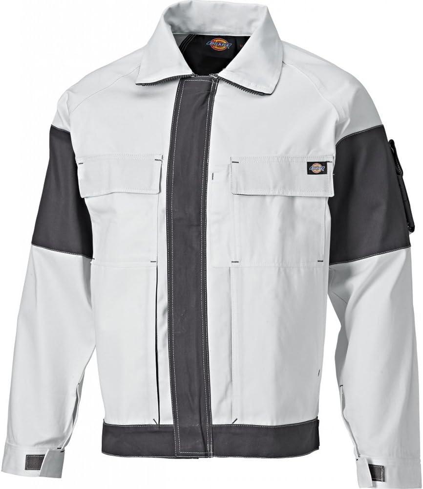 Khaki//Noir Taille Fabricant: XS Beige X-Small Dickies WD4910 Veste de Travail Homme