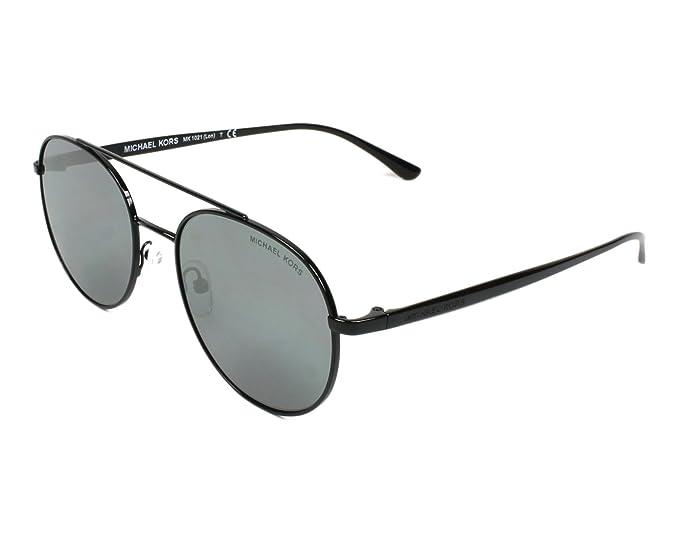 af0b689ab838b1 Image Unavailable. Image not available for. Colour  Michael Kors MK1021  11696G LON Women s Sunglasses