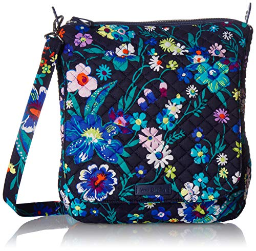 Vera Bradley Carson Mailbag, Signature Cotton, moonlight Garden