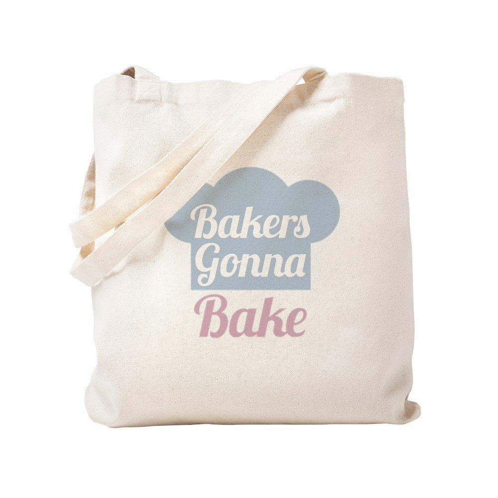 CafePress – Bakers Gonnaベイク – ナチュラルキャンバストートバッグ、布ショッピングバッグ S ベージュ 1662736409DECC2 B0773V7JKX S