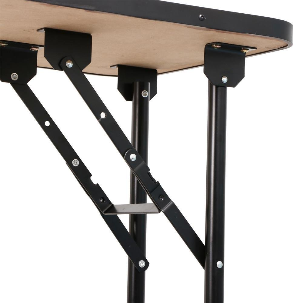 Yaheetech Pet Dog Grooming Table Adjustable Height - 32'' Drying Table w/Arm/Noose/Mesh Tray for Small Dogs Cats Portable Non-Slip Maximum Capacity Up to 220lbs Black by Yaheetech (Image #8)