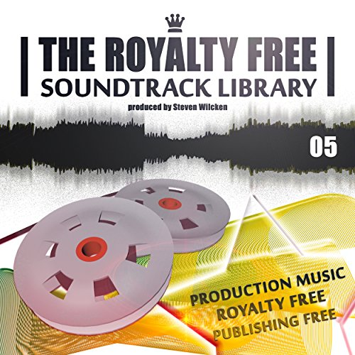 Royalty Free Production Music Library - The Royalty Free Soundtrack Library, Vol.5 - Publishing Free Production Music