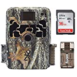 Cheap Browning Trail Cameras Dark Ops Extreme 16MP Game Camera with 16GB SD Card and Focus USB Reader