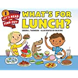 What's for Lunch?: Let's Read and Find out Science -1