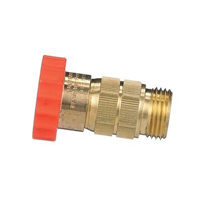 Go Power! Valterra A01-1120VP Brass Water Regulator