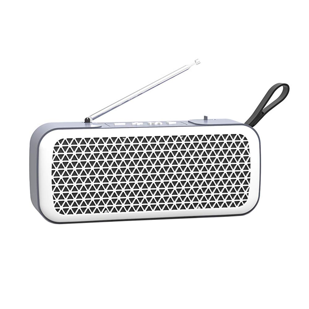 Household appliances Bluetooth Audio FM Radio, Mini Wireless Outdoor Portable, Support TF Extension Support U Disk Expansion AUX Input AOYS