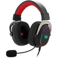 Headset Gamer Redragon Zeus X RGB USB 7.1 Surround Sound Virtual H510-RGB