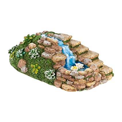 Department 56 Decorative Accessories for Villages My Garden Backyard Pond  Accessory Figurine, 2.76 inch - Amazon.com: Department 56 Decorative Accessories For Villages My