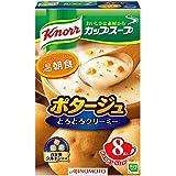 味の素 クノール カップスープ ポタージュ (17.0g×8袋)×6箱入