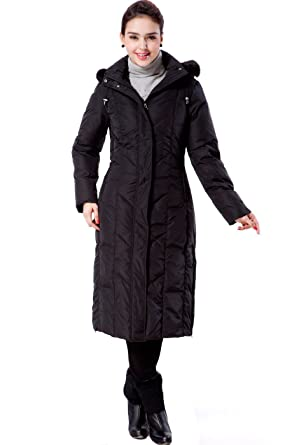 cbc337e1620 Amazon.com: BGSD Women's Tisha Waterproof Down Parka Coat (Regular ...
