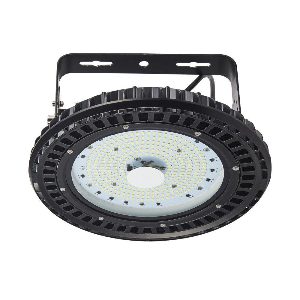 100W 150W 200W 250W UFO LED Iluminación, 12000-30000lm, impermeable, Super Brillante Iluminación Comercial Bahía Luces HimanJie