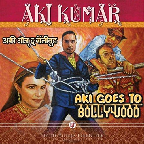 Aki Goes to Bollywood