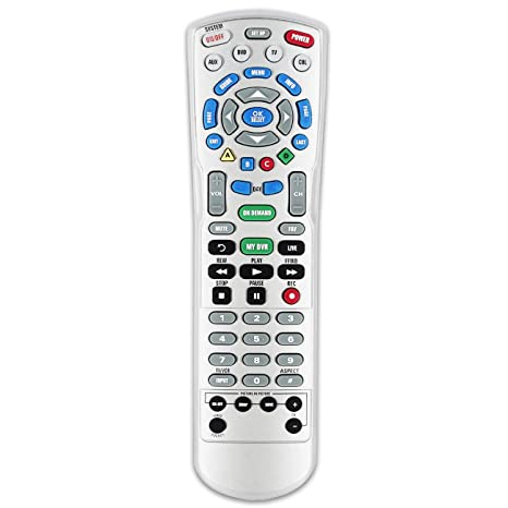 Universal Remote Control Charter OCAP 4 Device Ur4u-mdvr-chd2 Controller  for HDTV DVR Cable Box Programmable