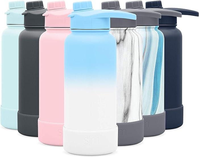 The Best Vacuum Bottle Easy Clean