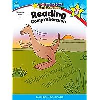 Carson-Dellosa 104356 Reading Comprehension, Grade 1