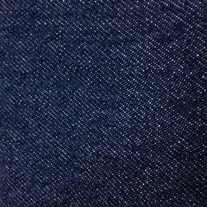 amazon com dark blue indigo denim fabric 65 wide 13 oz by