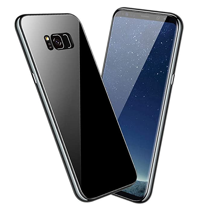 Amazon.com: Magnetic Case for Samsung Galaxy S8 S9 Plus Note ...