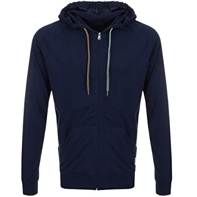 Cheap Authentic Cheap Online Paul Smith zipped sweatshirt - Blue For Cheap Online Outlet Collections FnckDsB