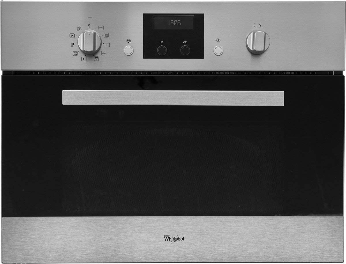 Whirlpool AMW 799 IX Integrado 40L 900W Negro, Acero inoxidable ...