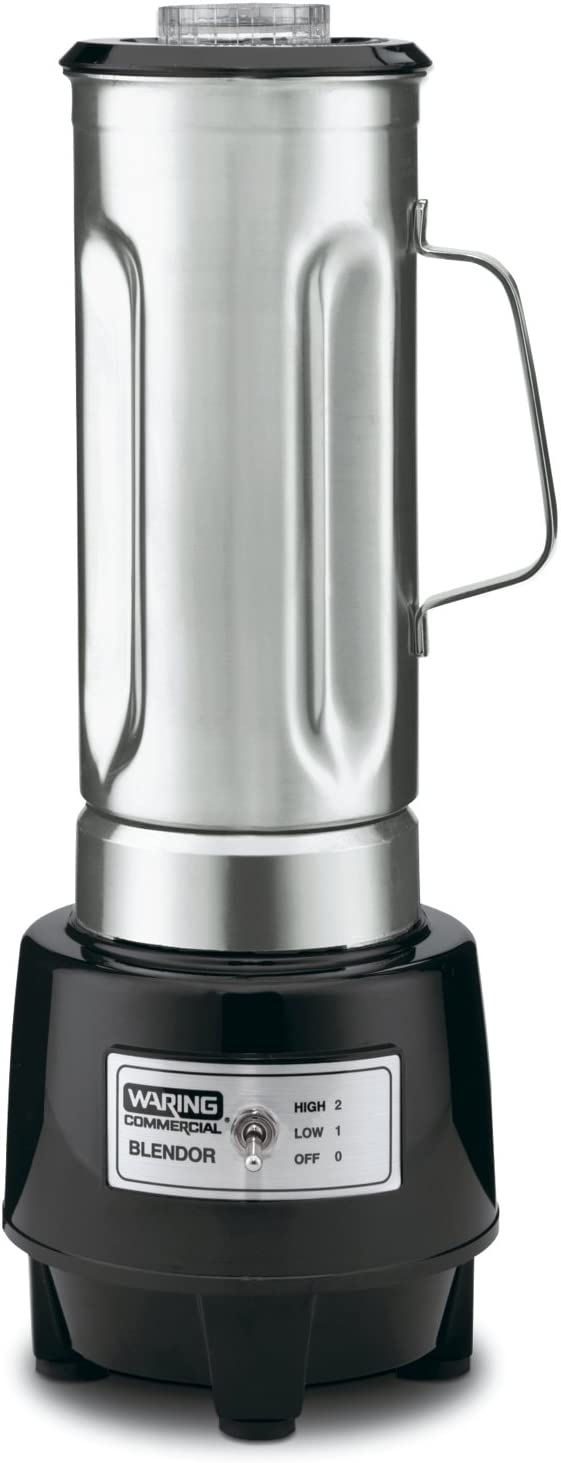 Waring HGB150 Batidora de vaso 1.89L Negro - Licuadora (1,89 L ...