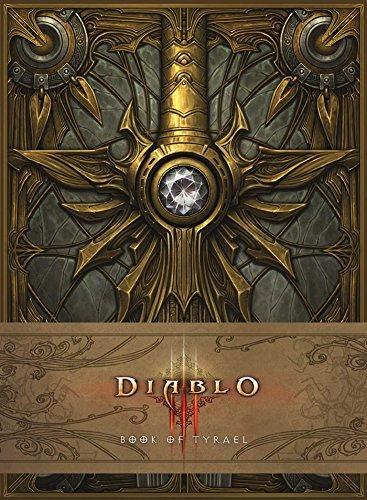 Diablo III: Book of Tyrael by Blizzard Entertainment (2013-10-22)