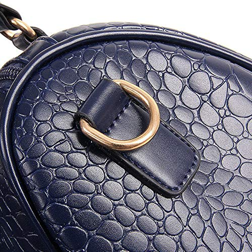 A Borse Red Pelle LUCKYCCDD Sacchetto Cartella In Blue Donna Sacchetti Tracolla Borsa Borsa qt5aw587