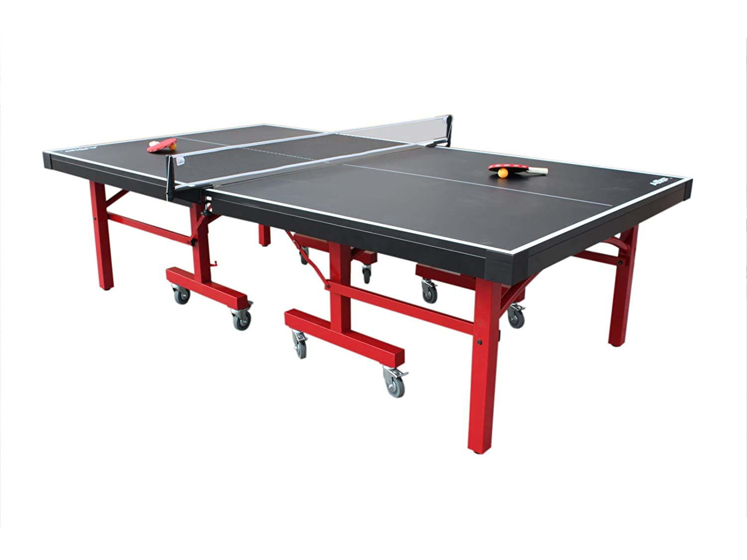 Amazon.com : AMF Fury Table Tennis Table : Sports & Outdoors