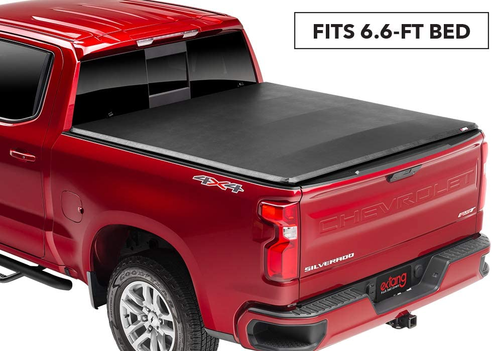 New Body Style eMax Truck Bed Tonneau Cover 6 7 Extang 72457 2019 Chevy//GMC Silverado//Sierra 1500
