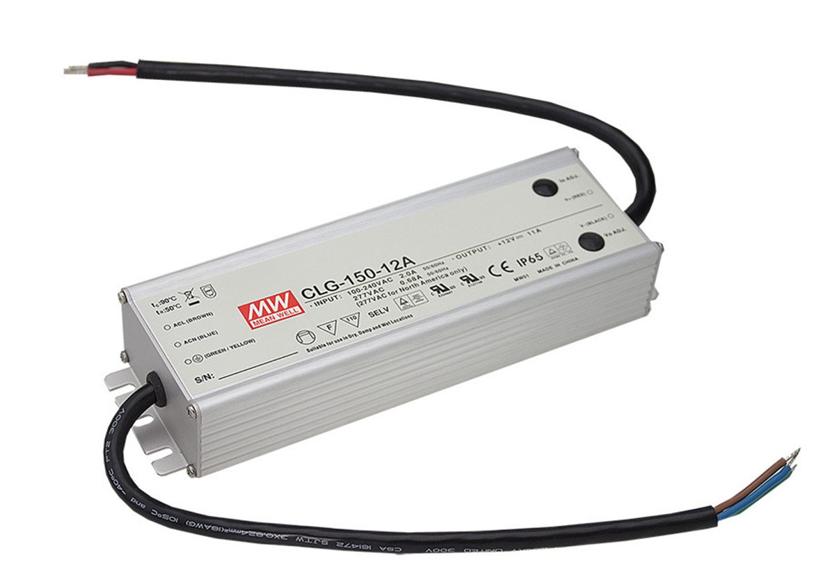 Outlet Mean Well Clg 150 48 W Single Output 32 A 48v Short Circuit