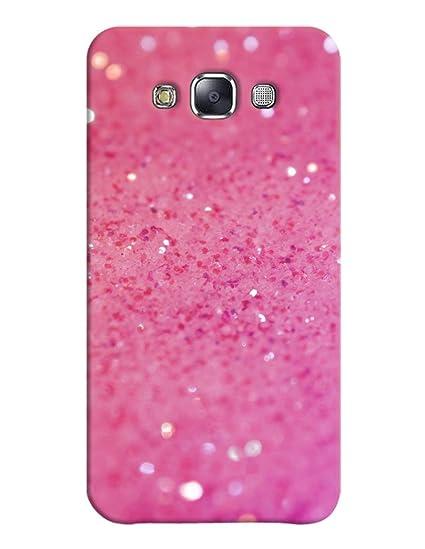 premium selection e8728 dda08 FurnishFantasy Mobile Back Cover for Samsung Galaxy E5: Amazon.in ...