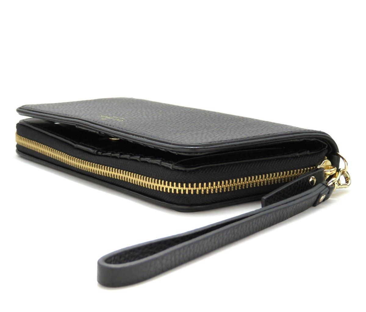 Kate Spade New York Mulberry Street Brigitta Wristlet Wallet Handbag (Black) by Kate Spade New York (Image #3)