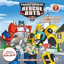 Außerirdische in Griffin Rock (Transformers Rescue Bots 2)