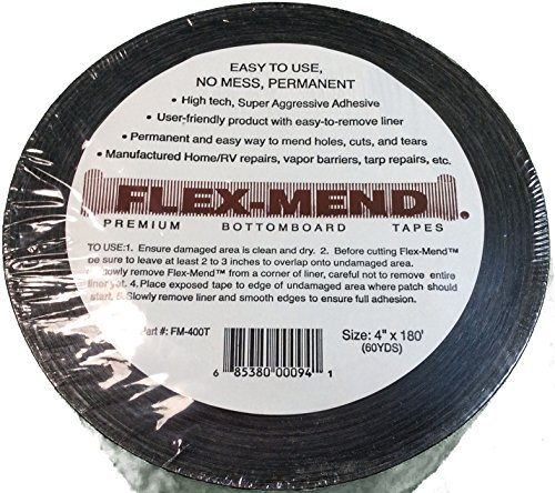 Flex-Mend Belly Paper Tape by VP Products