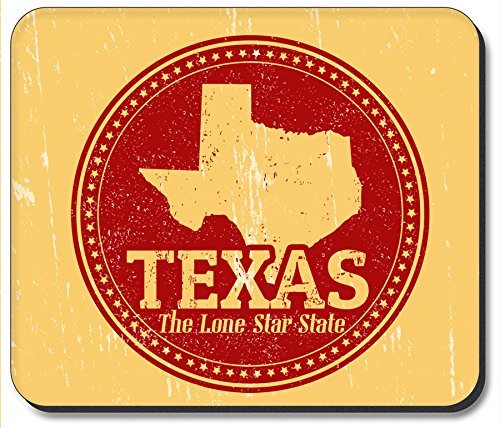 Mouse Pad - Lone Star State