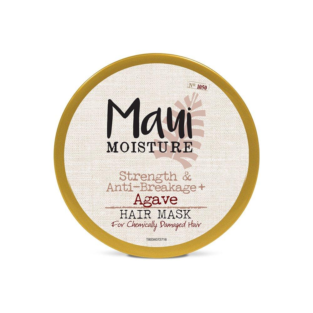 Maui Moisture Strength & Anti-breakage + Agave Hair Mask, 12 Oz