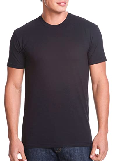 aade25673 Image Unavailable. Image not available for. Color: Next Level Apparel Mens  Premium CVC Crew ...