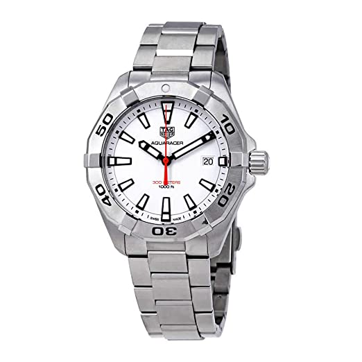 Tag Heuer Aquaracer WBD1111.BA0928 - Reloj de Cuarzo para Hombre: Amazon.es: Relojes