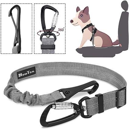 SlowTon cintur/ón de Seguridad para Perro