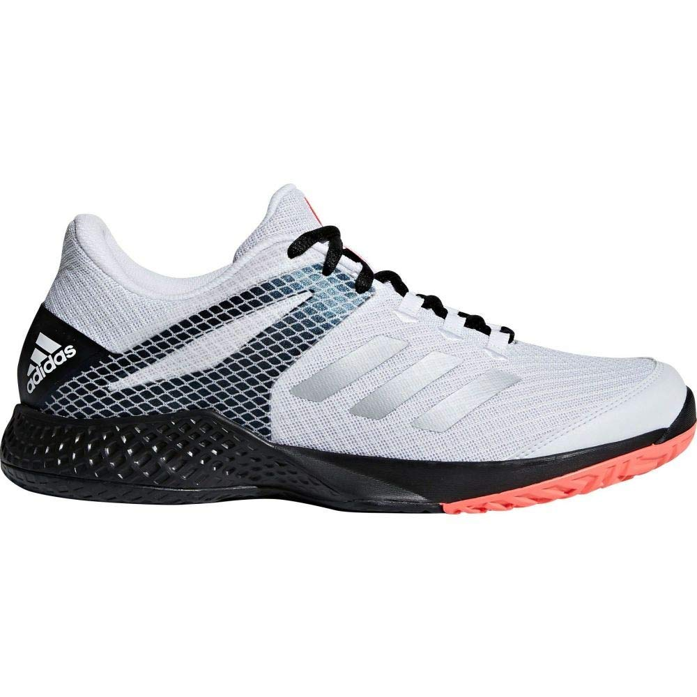 (アディダス) adidas メンズ テニス シューズ靴 adidas Adizero Club 2.0 Tennis Shoes [並行輸入品] B07JN4HF81   12.5-Medium