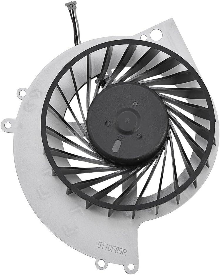 Zerone Ventilador Interno de Repuesto para Ventilador de refrigeración Interna para Consola de Juegos PS4–1000