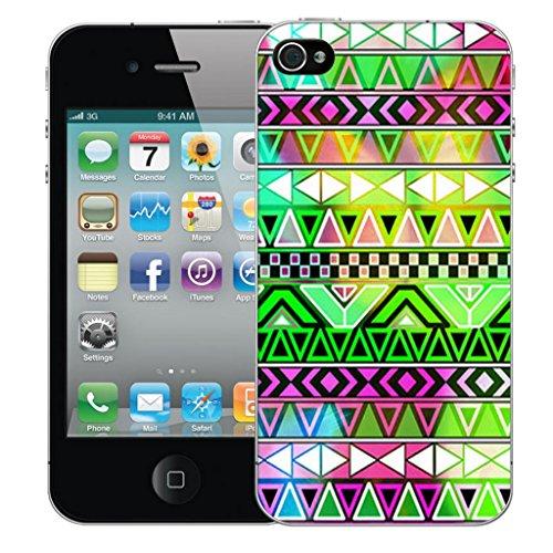 Mobile Case Mate iPhone 5c Concepteur Dur IMD coque Affaire Couverture Case Cover Pare-chocs Coquille - Mountain Aztèque Modèle