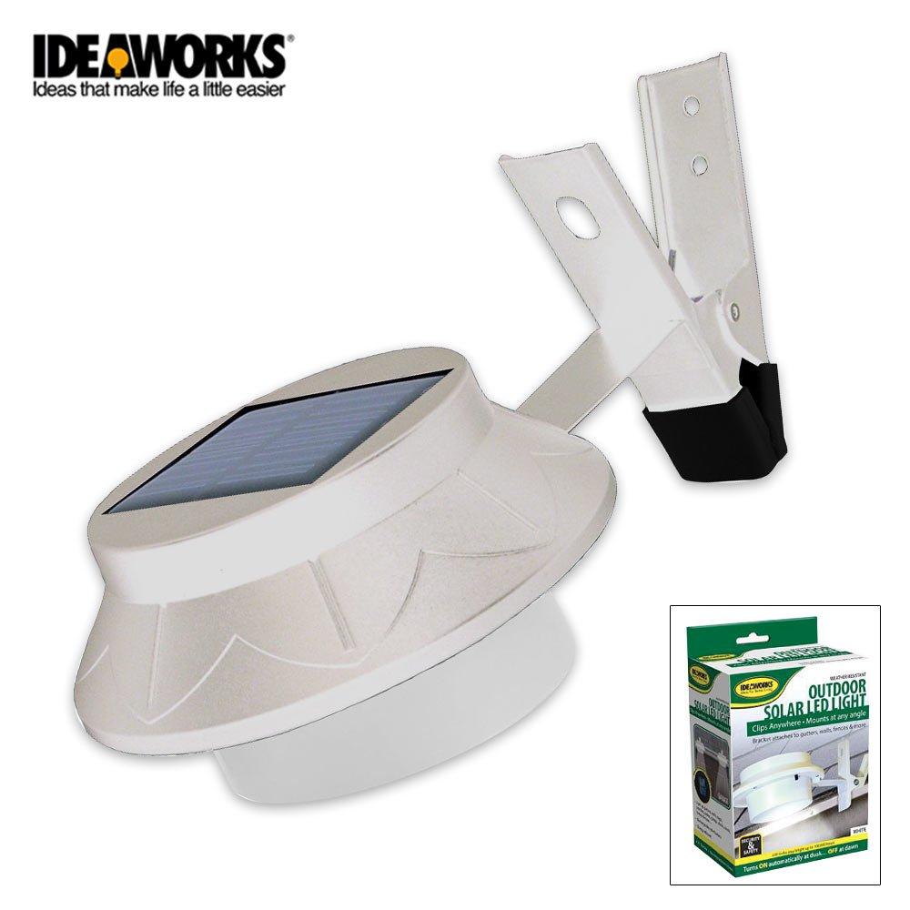 Jobar Outdoor Solar Led Light, White JB6806