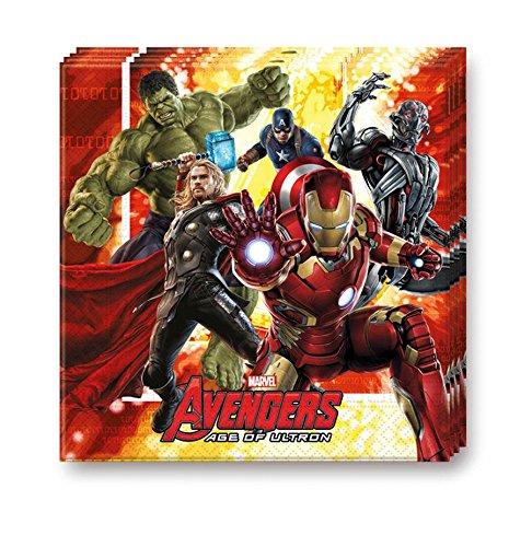7 opinioni per 200ml Avengers Age of Ultron bicchieri di plastica