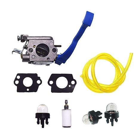 AiCheaX Tools - Carburetor Primer Bulb Fit Husqvarna 125B ...