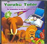 Yoruba Tutor : Video, Voice and Text (Interactive) Yoruba Multimedia Computer CD, Daniel Akintonde, 0978613805