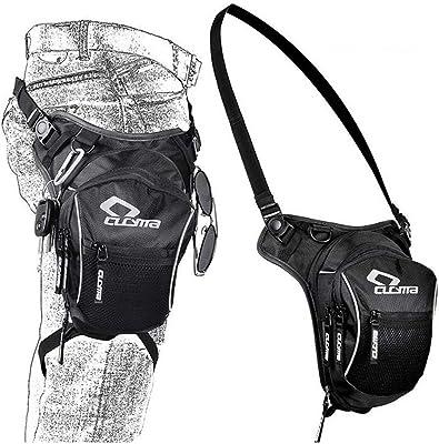Cucyma Motorcycle Leg Bag