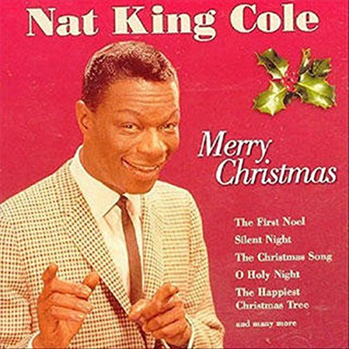 The Nat King Cole Christmas Album by EMI Import
