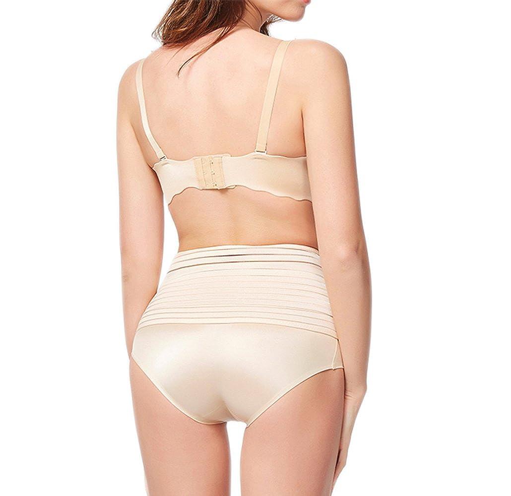 Beige style 02 Women Postnatal Shapewear Recovery Waist Belt Postpartum Support Belly Wrap